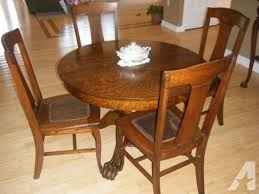dining room set for sale oak dining room sets for sale antique oak tiger wood dining room