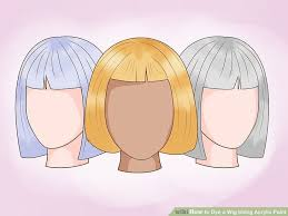 3 ways to blend acrylic paint wikihow how to dye a wig acrylic paint with pictures wikihow