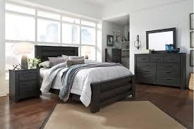 three piece bedroom set b249b2 in by ashley furniture in orange ca brinxton black 3