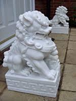 marble foo dogs stonelove sculpture statues stonelove testimonials