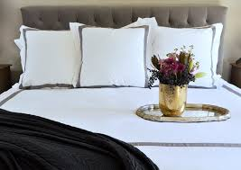 beautiful bedding give your bedding a hotel look and feel decor gold designs