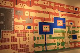 legend of zelda map with cheats giant nes zelda map wall hanging boing boing