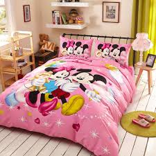 Minnie Mouse Bedspread Set Compare Prices On Mickey Bedding Full Online Shopping Buy Low