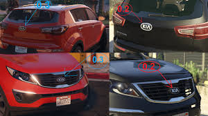 kia vehicles kia sportage gta5 mods com