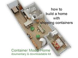 how to build your own shipping container home container house