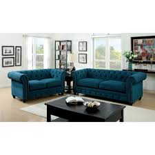 Teal Chesterfield Sofa Stanford Sofa Seat Teal Fabriccm6269tl Sf