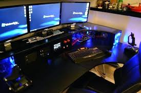 Gaming Station Computer Desk Gaming Station Computer Desk Computer Desk With Drawers Uk