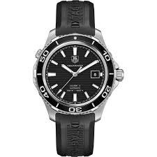 tag heuer black friday deals tag heuer men u0027s wak2110 ft6027 u0027aquaracer500 u0027 black dial black