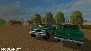 1985 Ford F100 Ford F100 V1 0 Mod For Farming Simulator 2015 15 Fs Ls 2015 Mod