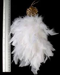 soft white feather tassel ornaments feathers boas basic