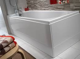 Bathtub Panel by Twyford Endurance Front Bath Panel 1700mm