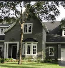 dark grey exterior paint colors popular exterior paint colors
