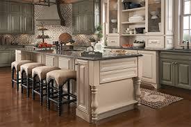 kraftmaid kitchen island lumberjack s kitchens baths kraftmaid cabinets kitchen bath