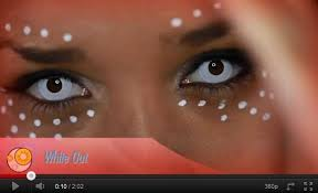 showcase of six halloween contact lenses video color me contacts