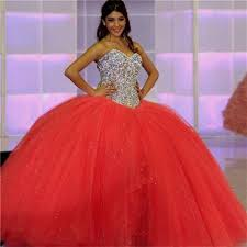 coral quince dress neon coral quinceanera dress fashionmyshop