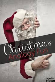 Analogy Practice Worksheets Christmas Analogy Fun Minds In Bloom