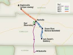 Nashville Airport Map Sky U0026 Telescope U0027s Total Solar Eclipse Trip To Nashvile Tn August 2017