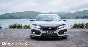 2017 honda civic type r car review fast and furious drive