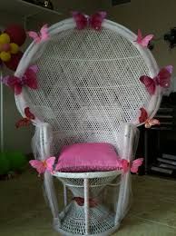 baby shower seat baby shower chair decorations ideas home design ideas