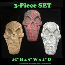 three piece set big gothic haunted house dimensional large