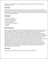 math coach cover letter