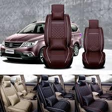 The Beast Car Interior Nice Great 5 Seats All Car Seat Cover Mat Neck Lumbar Pillow