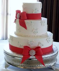 red and white wedding cake designs decorating ideas