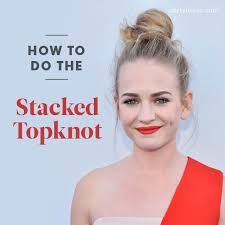 can you get long extensions with a stacked hair cut how to do the stacked topknot hair extensions blog hair