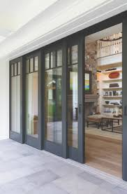 4 Panel Sliding Patio Doors Fiberglass Sliding Patio Doors 2 3 Or 4 Panel Configurations
