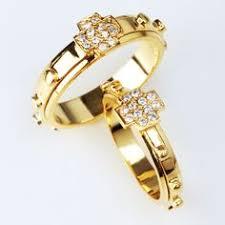 rosary rings 14k gold rosary ring 2 7gram spinning band gold rosary ring