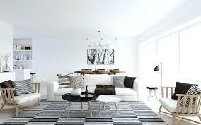 White Furniture In Living Room Scandinavian Living Room Furniture Team300 Club