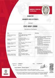 bureau veritas amiens certification iso 9001