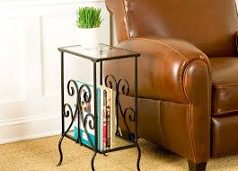 table choosing tables beautify living room awesome small metal