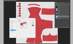 applying fabric to full perm mesh templates second life designer