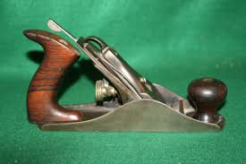 Stanley No 4 Bench Plane Vtg Good User Stanley No 4 Carpenters Woodworking Bench Plane Type