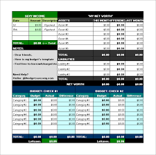 Free Excel Budget Template Budget Template 41 Free Word Excel Pdf Format