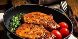pan fried pork chops recipe epicurious com
