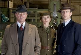 Foyle S War Season 10 Foyle U0027s War Is Back Filming Continues On The New Series Five