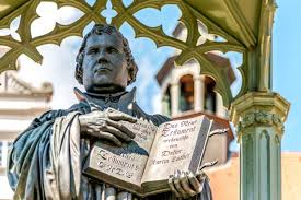 on the trail of martin luther the man who changed european history