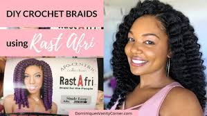 Vanity Box Hair Box Braids Using Pre Separated Braiding Hair By