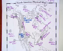 South America Physical Map Quiz by Blank Physical Map Of Canada You Can See A Map Of Many Places On