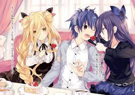 world teacher isekaishiki kyouiku agent light novel a anime manga thread 147851159