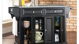 100 kitchen island with trash bin kitchen mobile kitchen