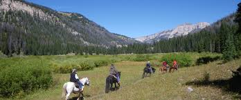 flat creek ranch jackson hole luxury dude ranch wyoming