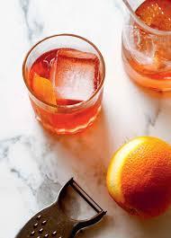 campari orange boulevardier cocktail recipe leite u0027s culinaria