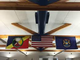 Flags At Half Mast Michigan American Indian Low Income Kids Often Struggle Academically But