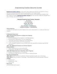 resume format for engineering students in word standard resume template sles exles mesmerizing format of