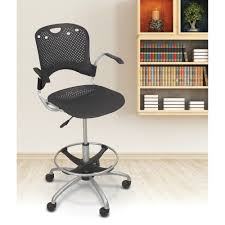 Stand Desks by Circulation Stool For Sit Stand Desks Mooreco Inc Best Rite