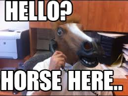 Horse Head Mask Meme - horse here horse head mask know your meme