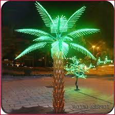 lighted palm tree kmart lighted outdoor palm tree luxury led manufacturer outdoor lighted